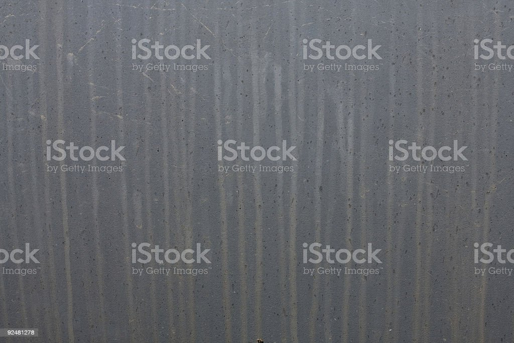 liquid stained metal surface royalty-free stock photo
