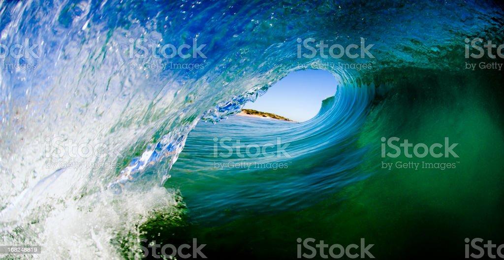 Liquid Vision royalty-free stock photo