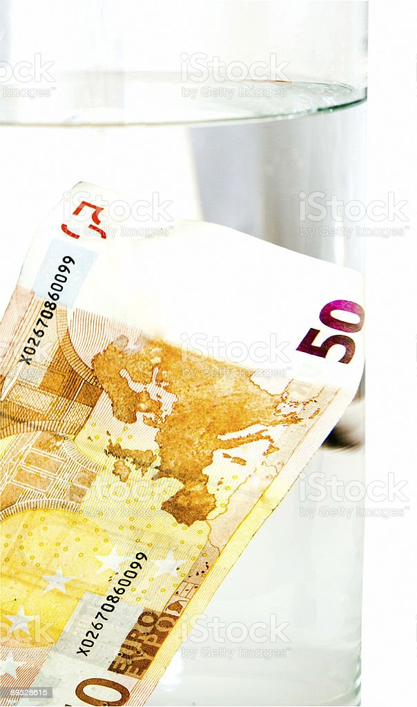 Liquidity royalty-free stock photo
