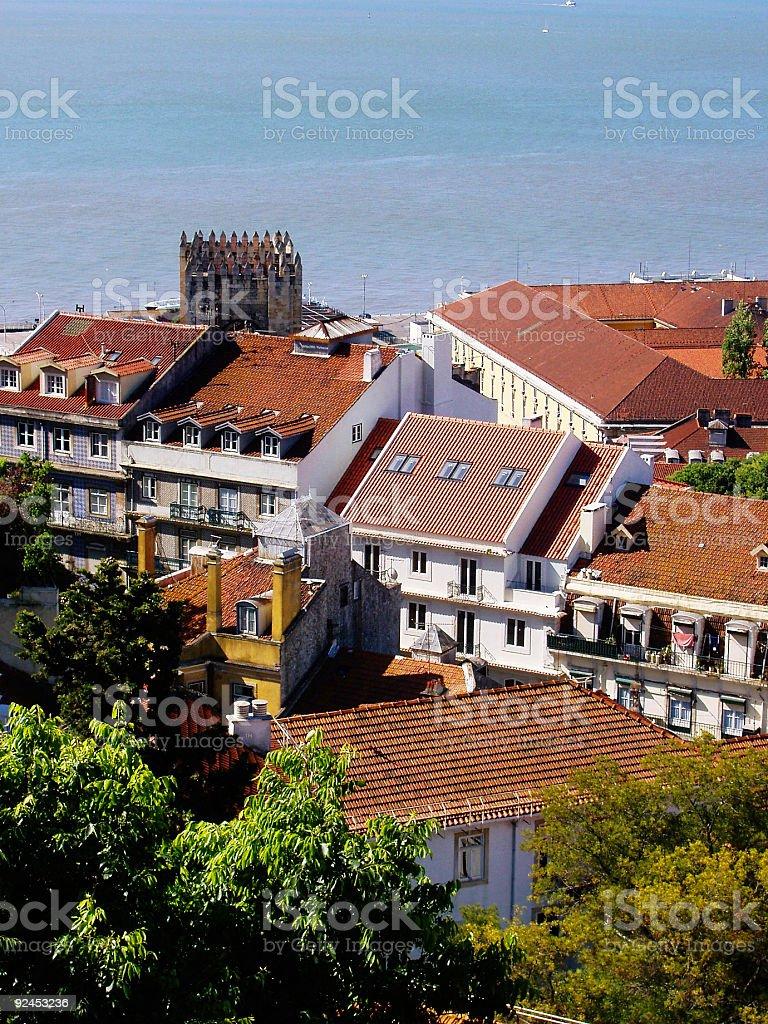 Lisbon 5 royalty-free stock photo