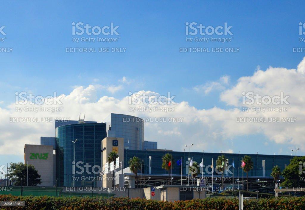 Aeroporto de Lisboa, Portugal - foto de acervo