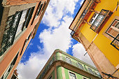 Lisbon Bairro Alto streets