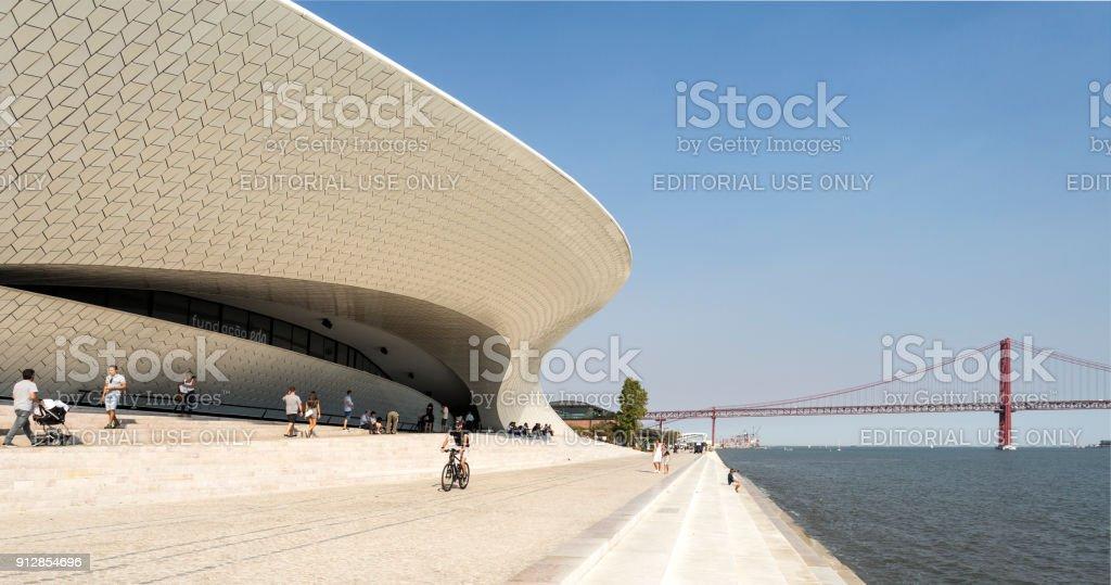 Lisbonne musée de maat photo libre de droits
