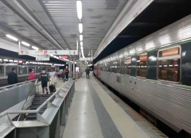 lisbon oriente train station, portugal, europe, people view - resultados lisboa imagens e fotografias de stock