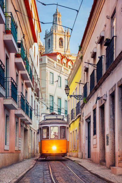 Lisbon, Portugal. stock photo