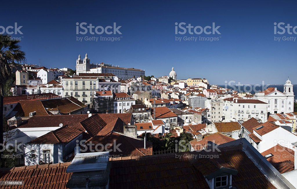 Lisbon, Portugal royalty-free stock photo