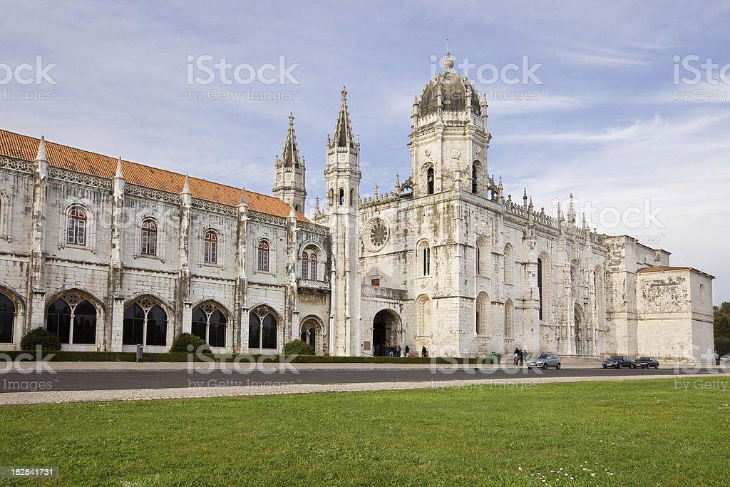 Lisbon Portugal royalty-free stock photo