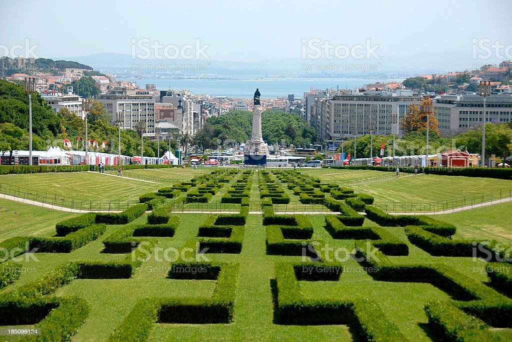 Lisbon, Portugal royalty-free stock photo