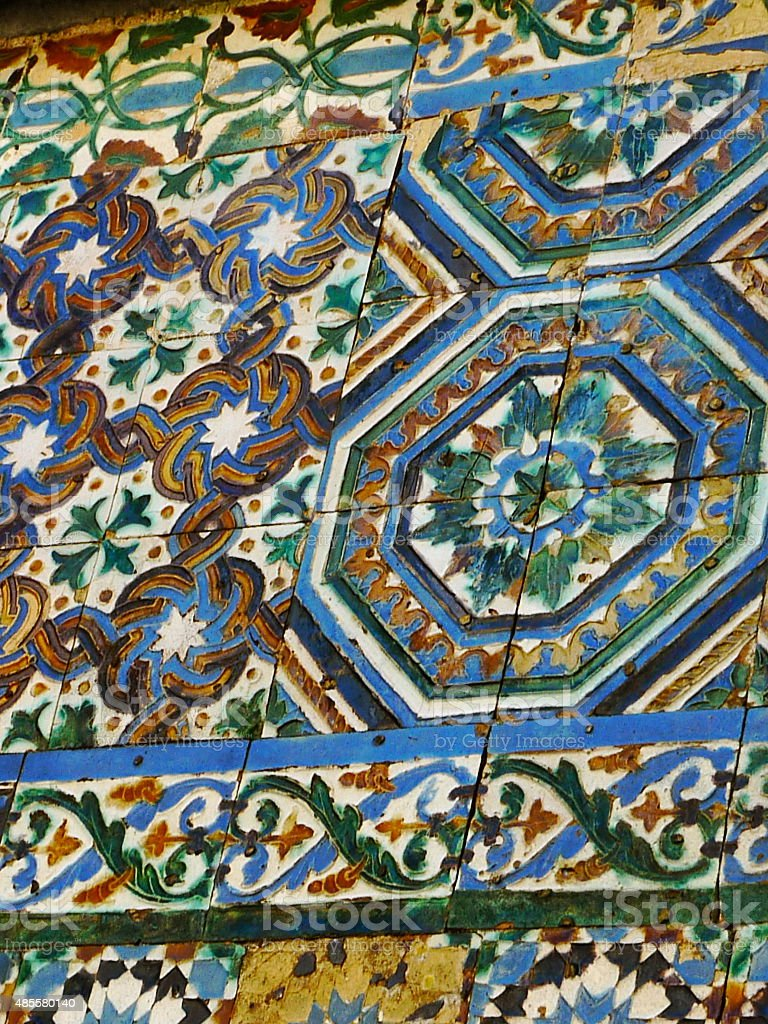 Lisbonne Azulejos Carrelage Mosaique Stock Photo Download Image Now Istock
