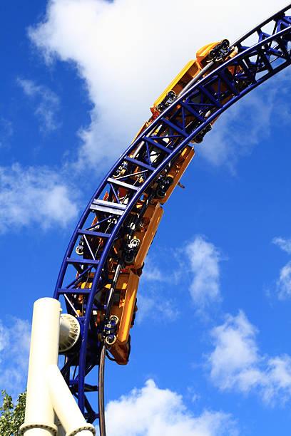 liseberg, greatest amusement park in scandinavia - liseberg bildbanksfoton och bilder