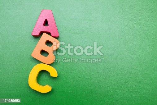 istock ABC list 174985650
