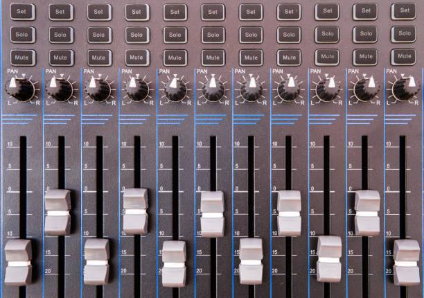 Listening, Radio, Audio Equipment, Dial, Digital Display stock photo