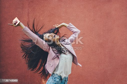545098584 istock photo Listening to the music 1139748989