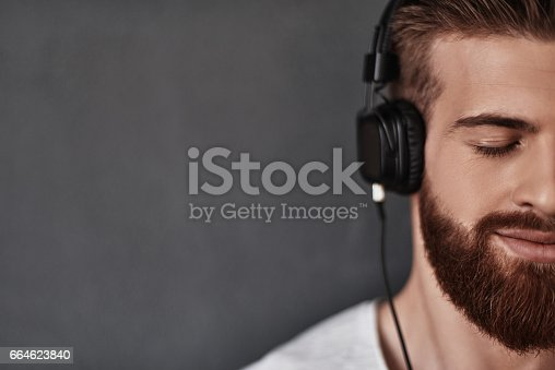 istock Listening with his heart. 664623840
