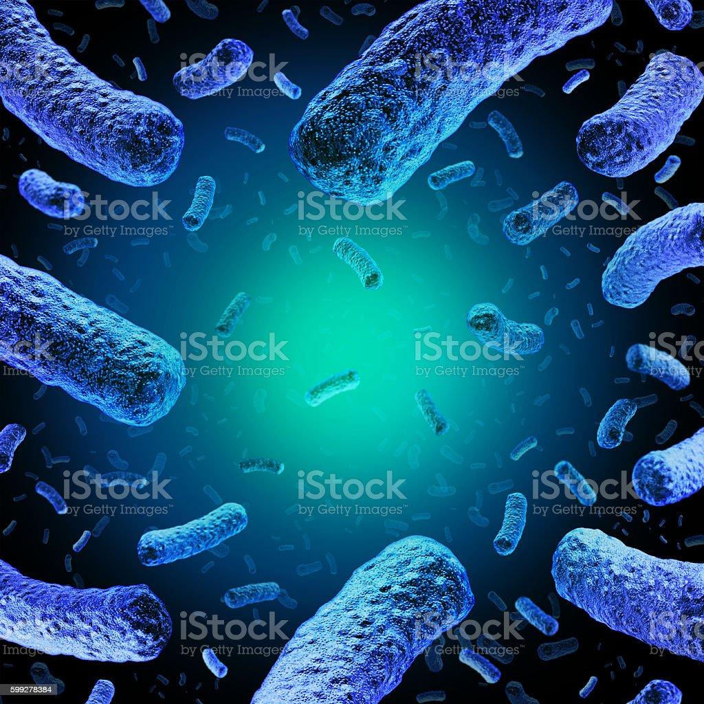 Listeria Medical Concept stock photo