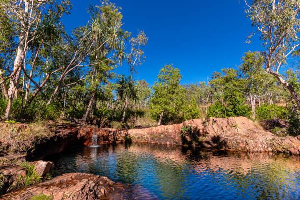Litchfield National Park - Buley Rockhole stock photo
