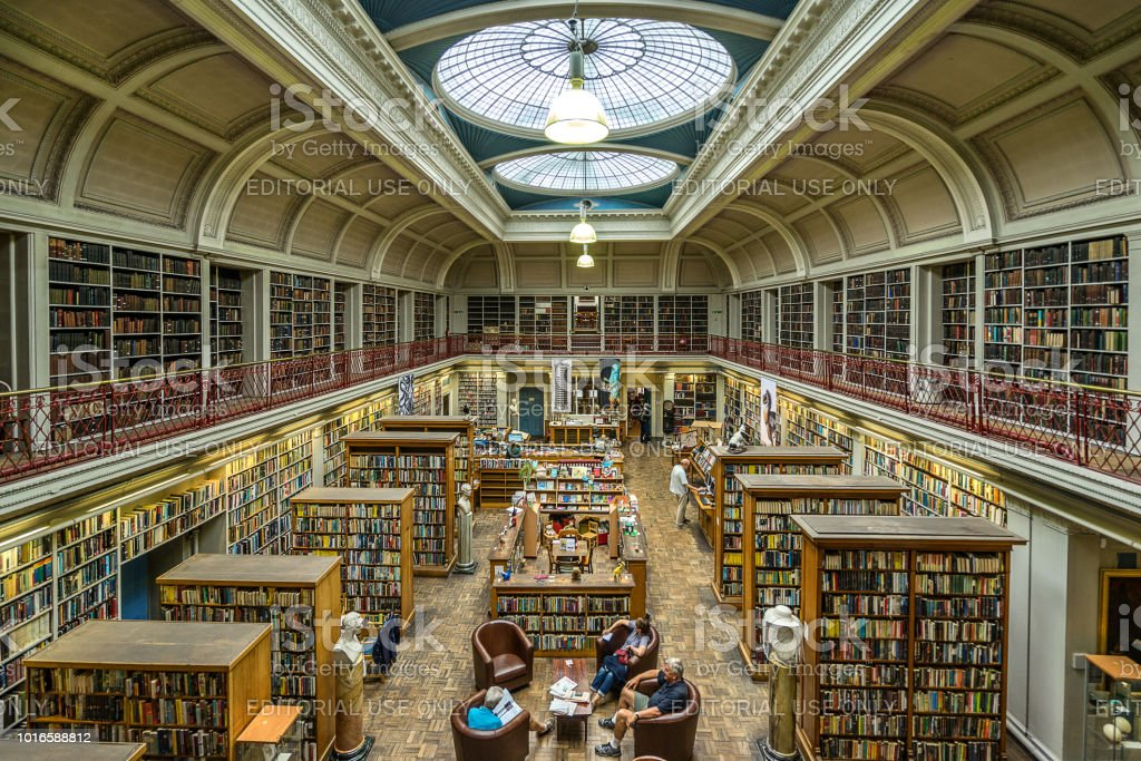 literary and philosophical society of newcastle