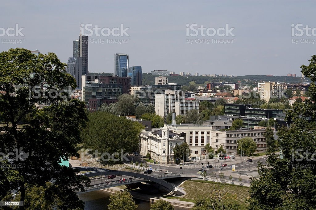 Lithuania, Vilnius royalty-free stock photo