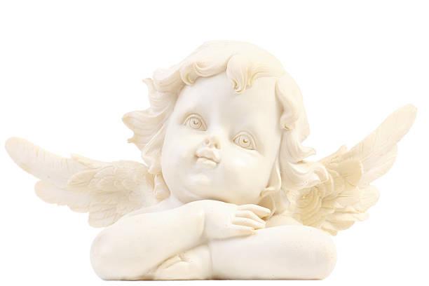 Little ángel Figura - foto de stock