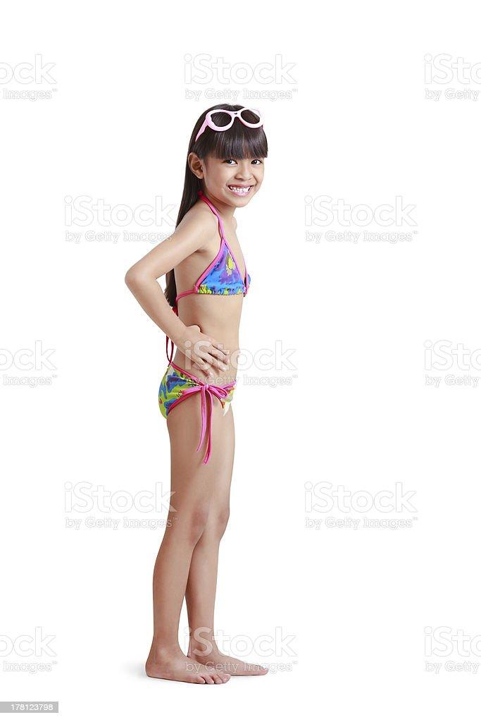 Girl little asian 8