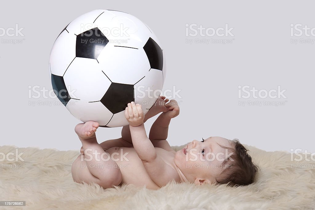 Little baby boy - foto de stock