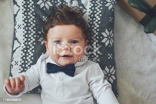 Baby - Human Age, Christmas, Fashionable, Photography
