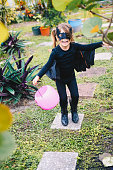 istock Little Bat, Halloween Cutie 1007562732