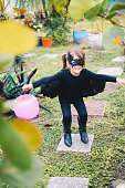 istock Little Bat, Halloween Cutie 1017953560