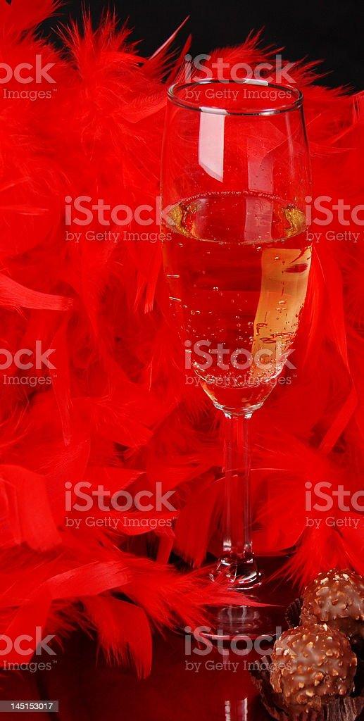Little Bit of Romance royalty-free stock photo