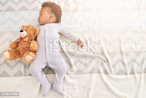 istock Little boy, big dreamer 518141552