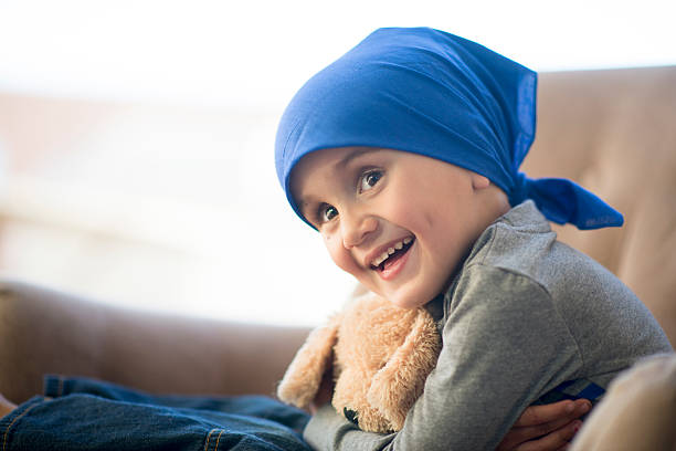 little boy chemotherapy - cancer illness stock photos and pictures