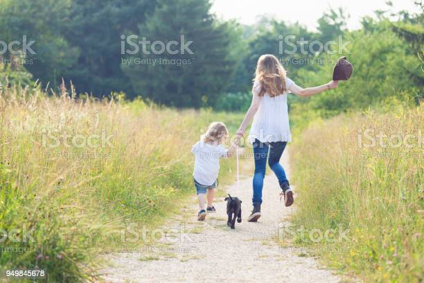 Little boy walking in park with his mother and puppy picture id949845678?b=1&k=6&m=949845678&s=612x612&h=thswylnzrmvtaagixqk kl08op4rmshcy4ztxvkvl7o=