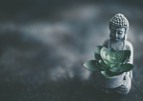 Little Buddha Decoration