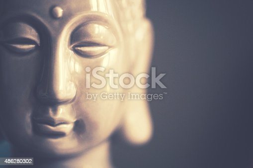 Little Buddha in the bookshelf /mass merchandise