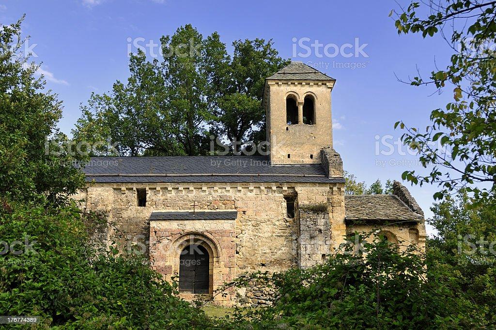 little chapel royalty-free stock photo