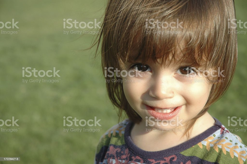 little child royalty-free stock photo