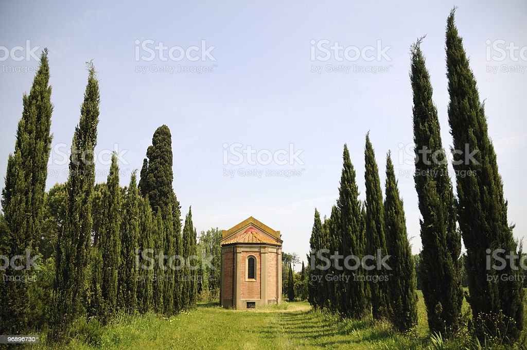 Little church royalty-free stock photo