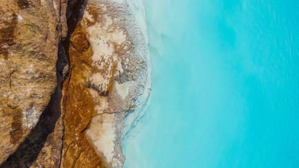 Little Colorado River, Grand Canyon, AZ stock photo