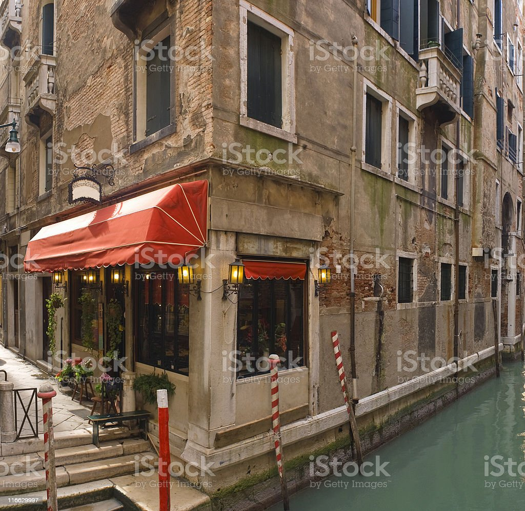 Little corner shop. royalty-free stock photo