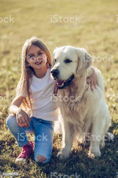 Little cute girl with dog picture id942596506?b=1&k=6&m=942596506&s=612x612&h=vh5uvprtfaozwhdin6f e1fdx6as1nkqvhkiu 95oxi=