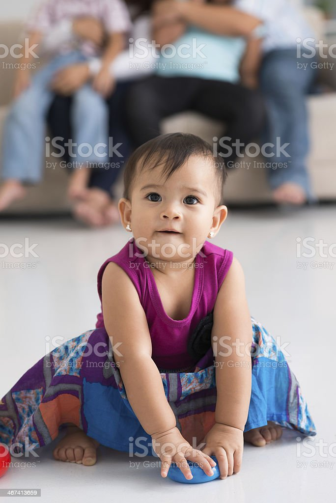 Little cutie royalty-free stock photo