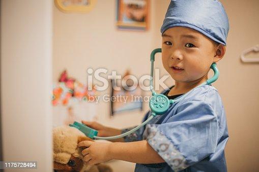 Little doctor, Veterinarian