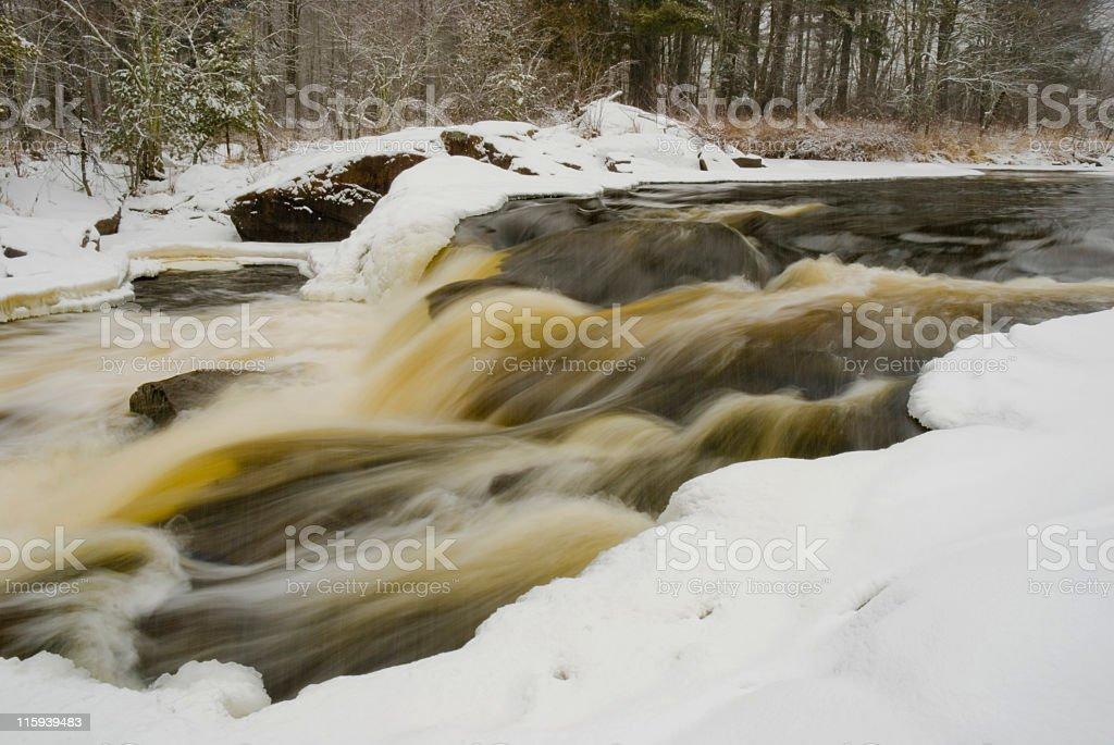 Little Falls royalty-free stock photo