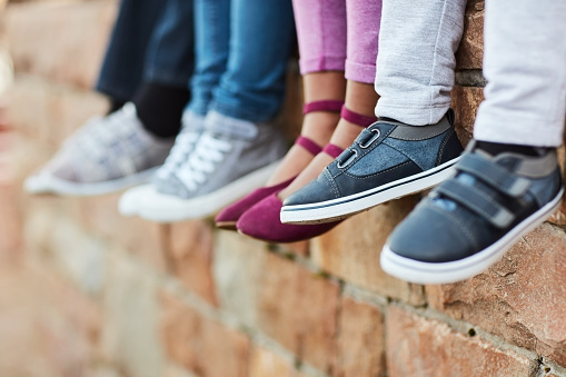 istock Little feet going big places 875613998