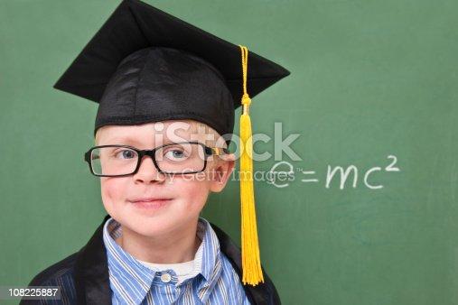 641236862 istock photo Little genius 108225887