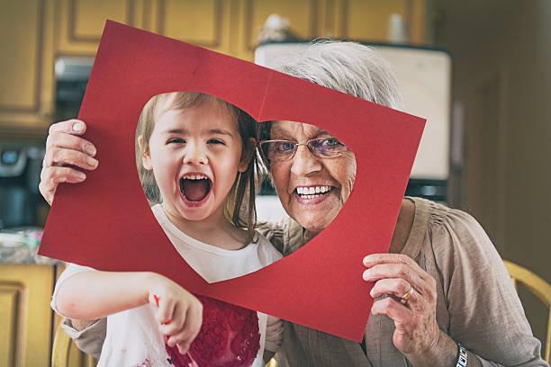Little girl doing bricolage with grandmother picture id639105752?b=1&k=6&m=639105752&s=612x612&w=0&h=xezb7hnmfrjqnilqsfxwffyrsnzytiak3h sb60caks=