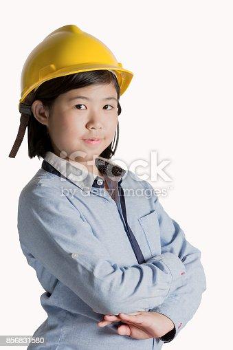 643843490istockphoto little girl engineer 856831580