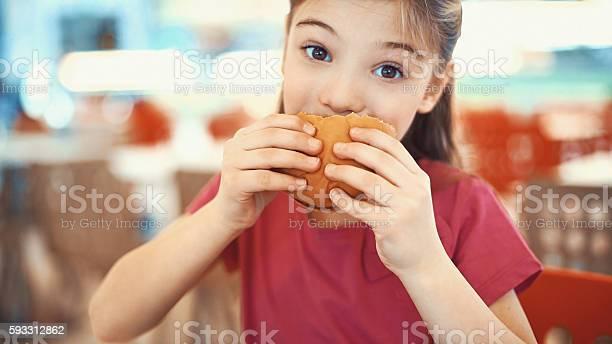 Little girl enjoying a burger picture id593312862?b=1&k=6&m=593312862&s=612x612&h=bbodxuxpgr96vg1kimfw3ik5gkrmboc71ov5fkhieli=