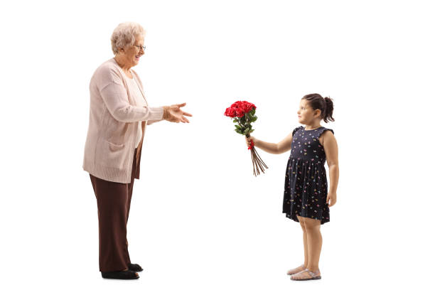 Little girl giving a bunch of red roses to a grandmother picture id1162625756?b=1&k=6&m=1162625756&s=612x612&w=0&h=vqqgvlyknmdjfgwo1wrs0bixsxhetkidpyuhmf0fqnw=