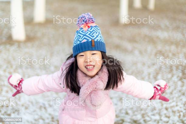 Little girl playing on the snow picture id1088652926?b=1&k=6&m=1088652926&s=612x612&h=j4t9cn71ve5wcqbxdv da7bysbstrknj0iordlvfx4k=